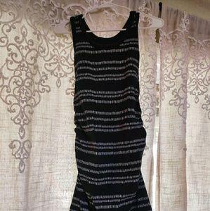 Liz Lange Fitted Maternity Dress